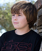Caleb Keller - Pop Singer Trained by Vocal Coach Thomas Appell at APPELL VOICE STUDIO in Orange County, CA.