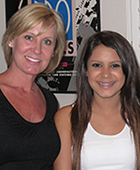 Dominique Gomez - Pop Singer Trained by Vocal Coach Thomas Appell at APPELL VOICE STUDIO in Orange County, CA