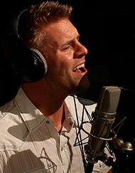 Ryan Grant - Country Singer Trained by Vocal Coach Thomas Appell at APPELL VOICE STUDIO in Orange County, CA